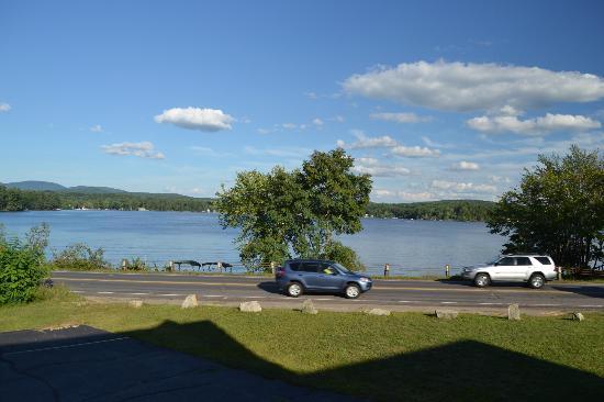 Travelodge Tilton/lake Winnisquam: Lake View
