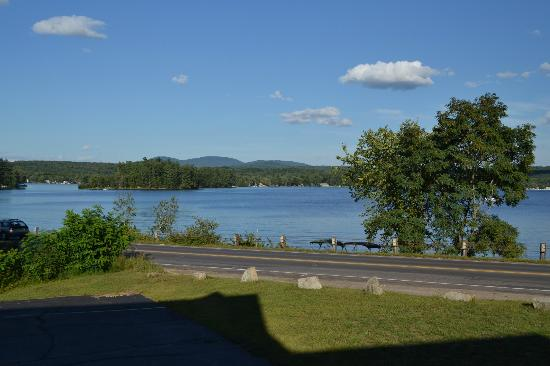 Travelodge Tilton/lake Winnisquam: Lake View