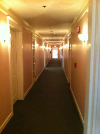 Harbour View Inn: Hallway