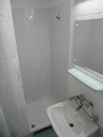 Hotel Doina - Shower