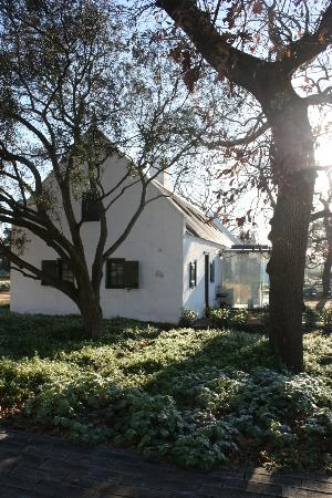 Babylonstoren: Our cottage