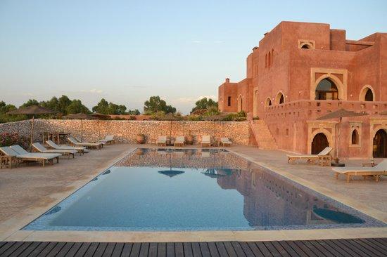 Villa Gonatouki: La piscine familiale