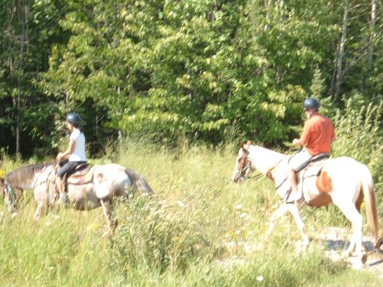 Honora Bay Riding Stables: Hourly trail rides