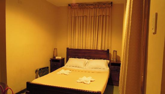 Bay's Inn : Our room