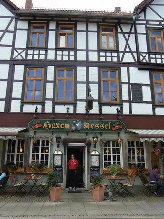 Restaurant Hexenkessel