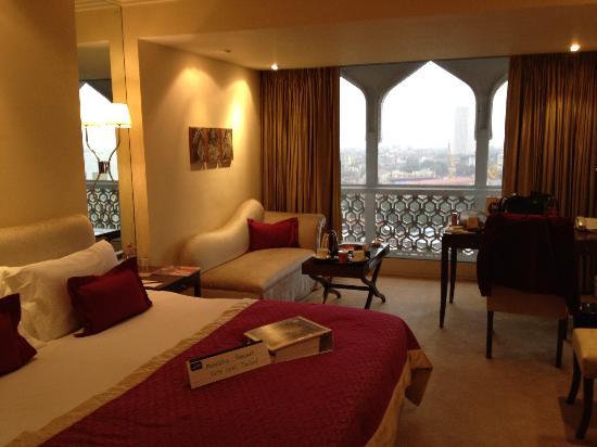 The Taj Mahal Palace : Bedroom