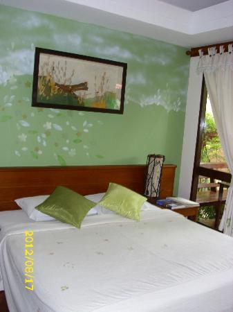 Baan Duangkaew Resort : Bungalow