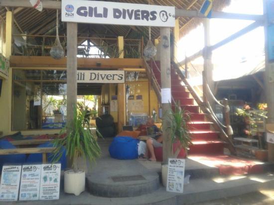 Gili Trawangan: gili divers