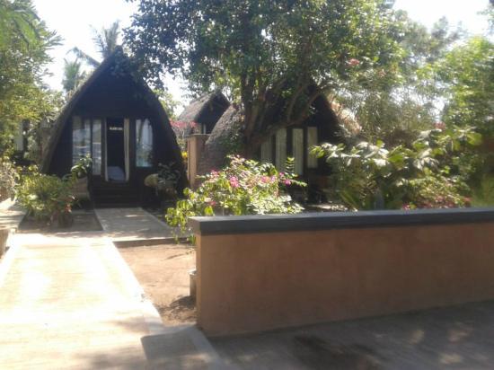 Gili Trawangan: kampung lombok