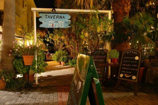 Mitsos Restaurant