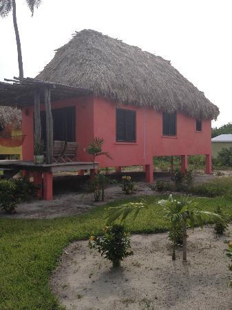 Matachica Resort & Spa: Sea Breeze Suite near pool