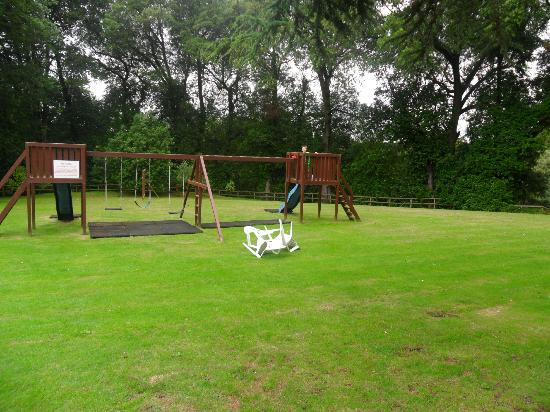 Westhill Country Hotel: Play area in spacious hotel grounds