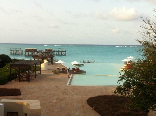 Essque Zalu Zanzibar: Vue d'ensemble depuis le hall