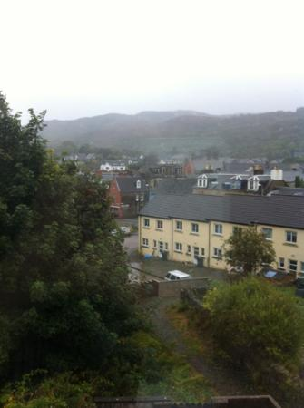 Southcliffe Bed and Breakfast: room with a view
