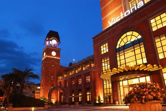 Grand Victoria Hotel : 外觀