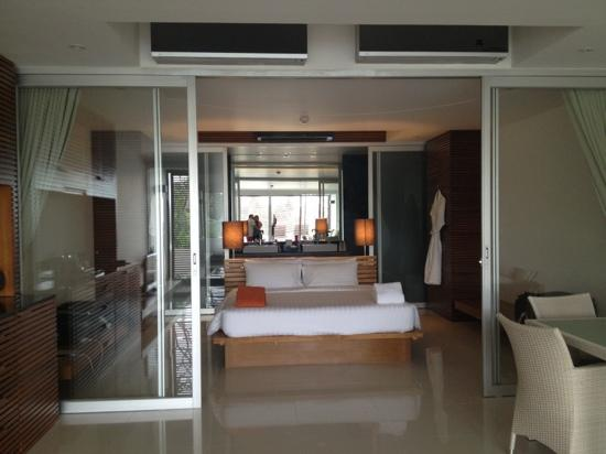 The Quarter Resort Phuket: much space!