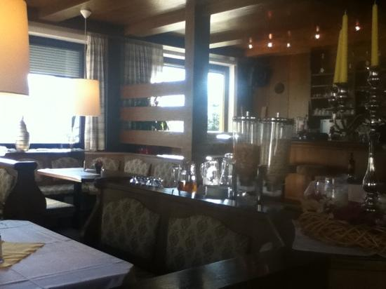 Hotel Witt: sala colazione