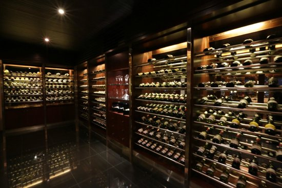 The Village: wine cellar