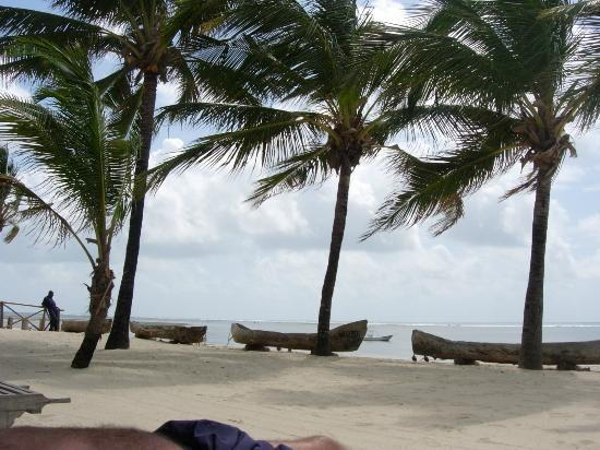 Diamonds Dream of Africa : la belle plage