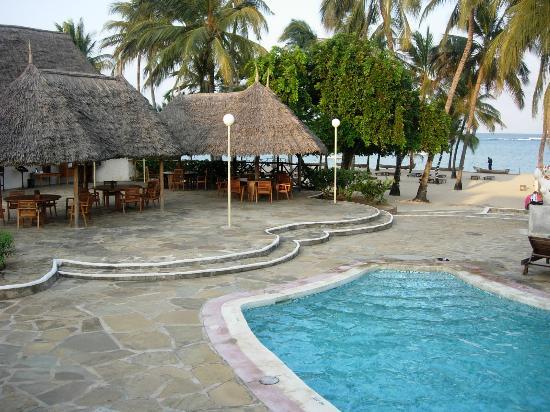 Diamonds Dream of Africa : bar de plage
