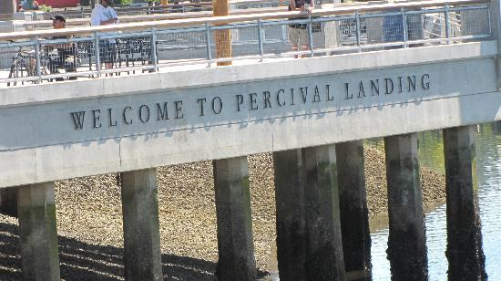 Percival Landing