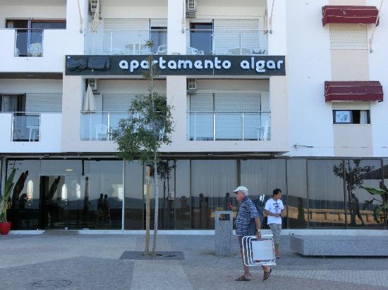 Hotel Apartment Algar: hoofdingang