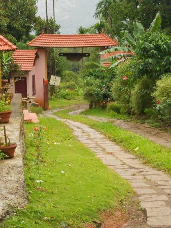 Coffea Aroma Resort - Wayanad : Enterance