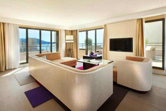 Hyatt Regency Nice Palais de la Mediterranee: Penthouse Suite