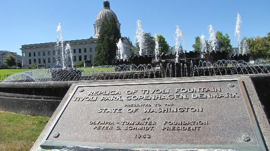 写真Washington State Capitol枚