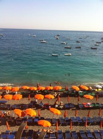 Hotel Pupetto : pupetto beach