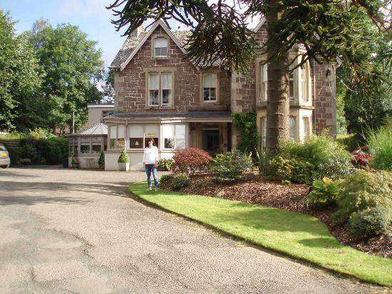 Abbotsford Lodge: Abbotsford B&B