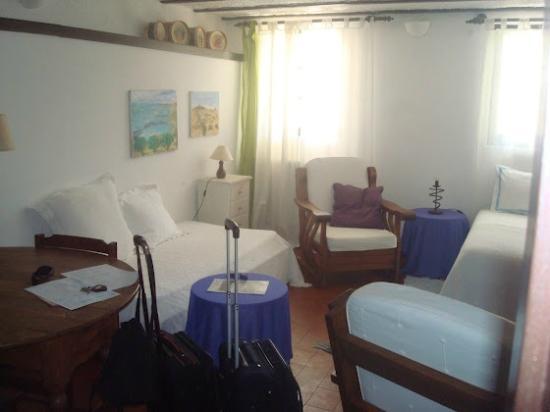 Uma Casa a Beira Sol: camera