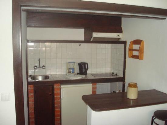 Uma Casa a Beira Sol: cucina