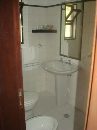 Uma Casa a Beira Sol: bagno