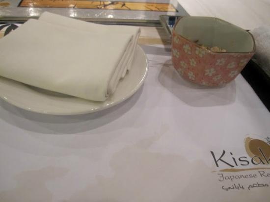 Kisaku : Table