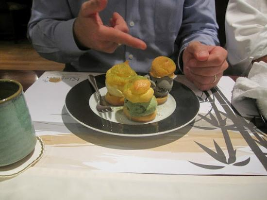 Kisaku : Dessert
