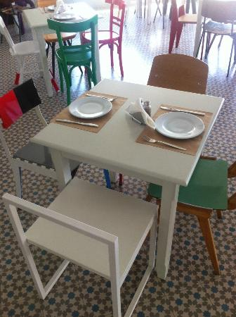 Ammos Hotel: restaurant