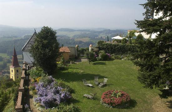 Schloss Kapfenstein: Schlosspark