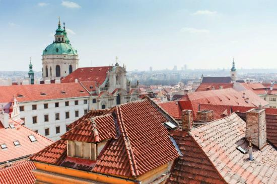 Residence Thunovska 19: Book a room with a view.