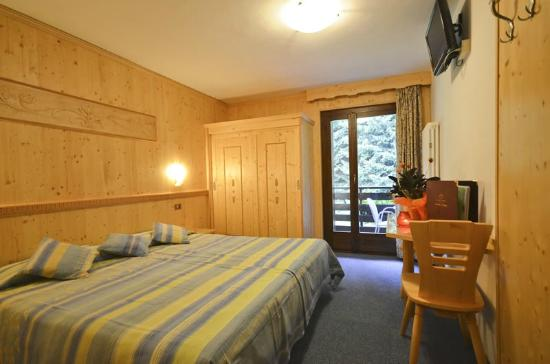 Hotel Cime d'Oro: Stanza doppia