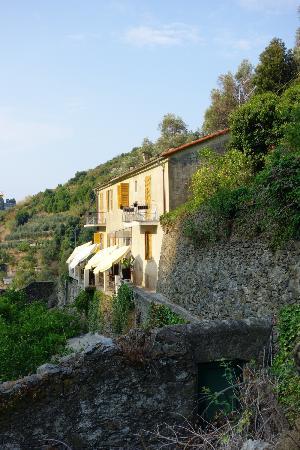 La Casa Dei Limoni: The hotel