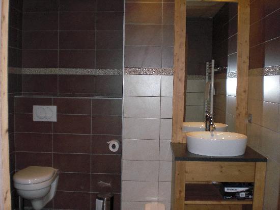 ليه جرانديس ألبيس: La salle de bain 
