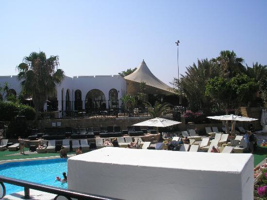 Club Med Agadir: La site
