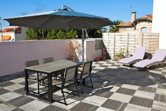 Villa Carnot: Ou comme en vacances