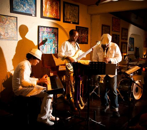 Roots Jazz Club : The Julio Baro Quartett in Action