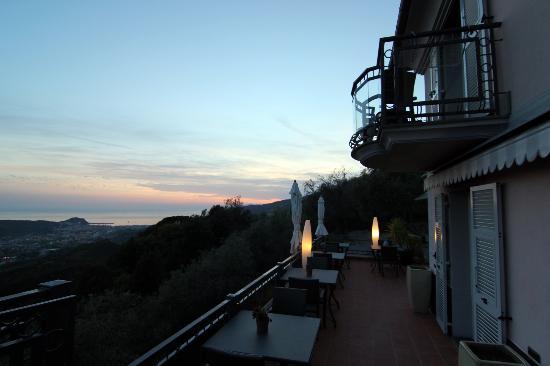 B&B Chincamea: Night view