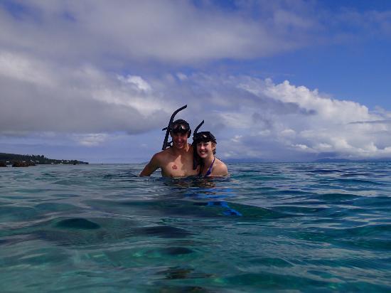 Taveuni Island Resort & Spa: Snorkiling
