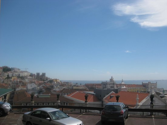 Lisbon Chill-Out Free Tour : Beautiful views