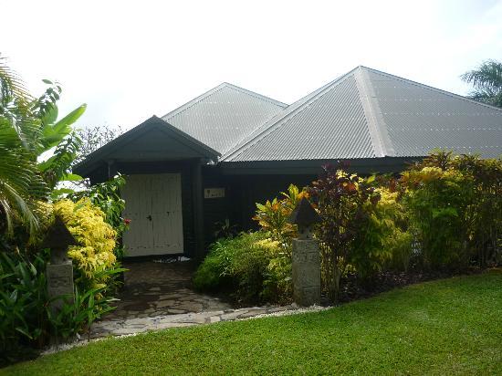 Taveuni Island Resort & Spa: Our Bure 'Seniuci'