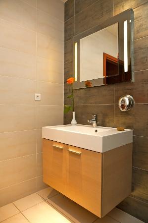 Villa Carnot: Une salle de bain